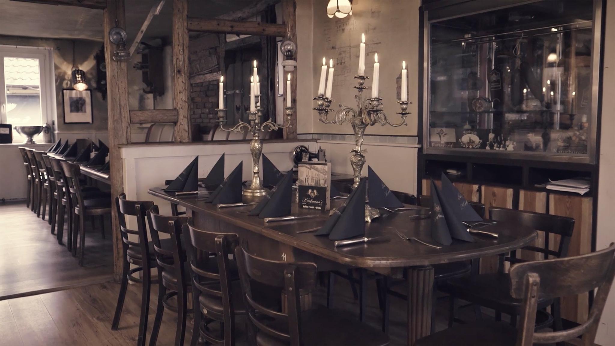 Restaurant Kaufmann's Gelnhausen 33