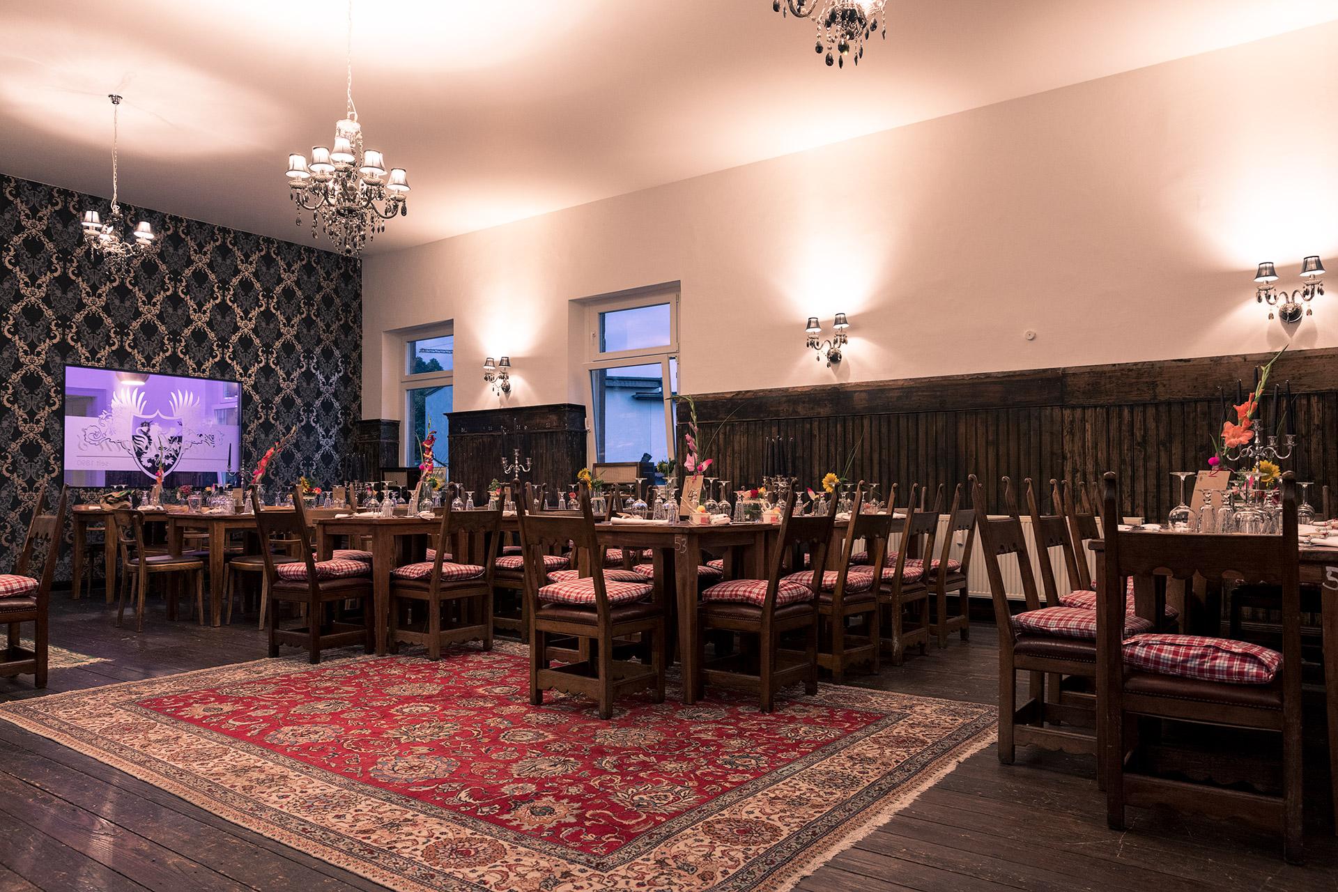 Restaurant Kaufmann's Saal 3